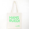 TOTE BAG – Hansruedi Neon Green