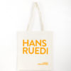 TOTE BAG – Hansruedi Neon Orange