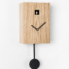 HANSRUEDI Oak / Black